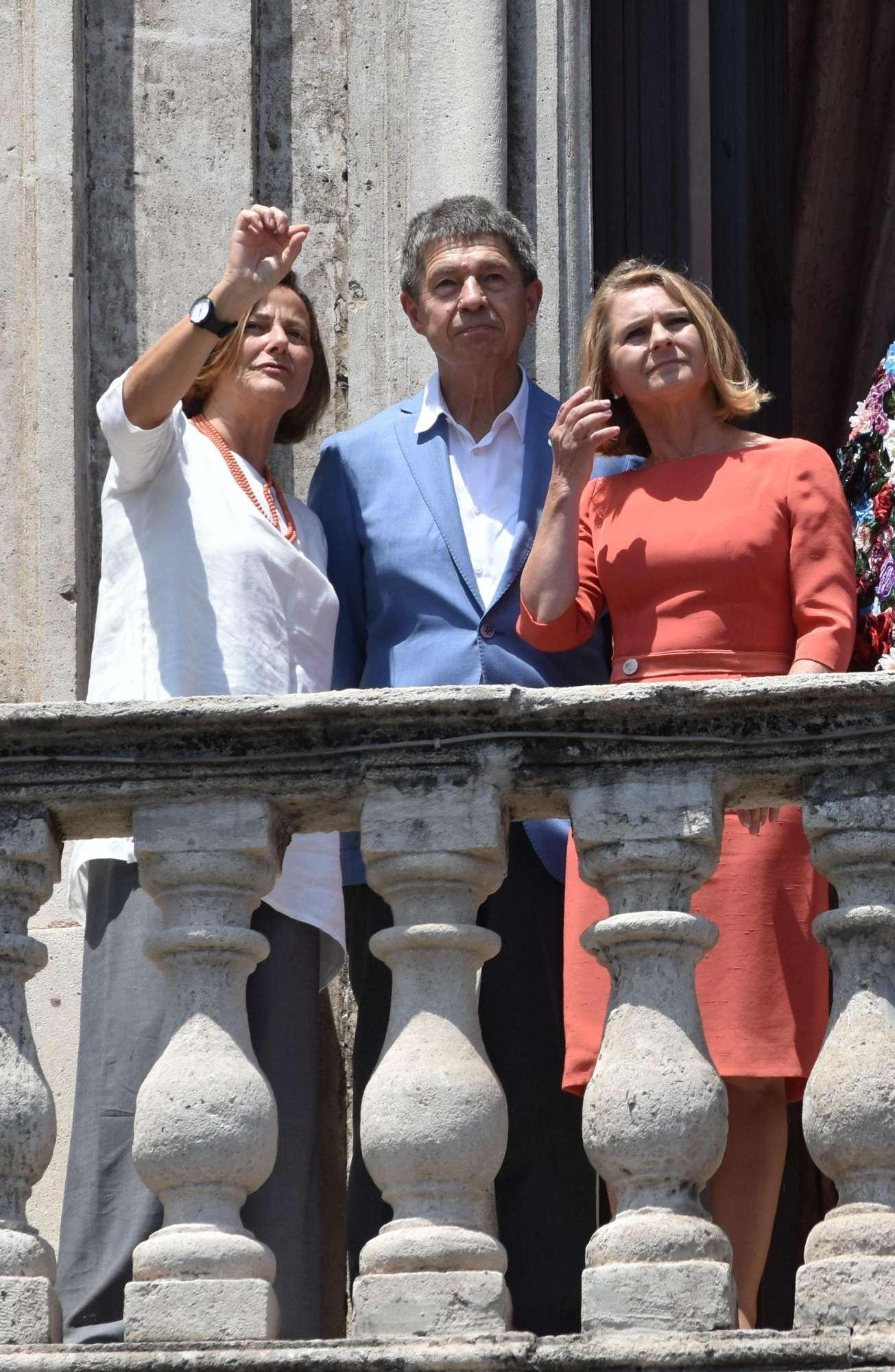G7 di Taormina, occhi puntati sulle First Ladies