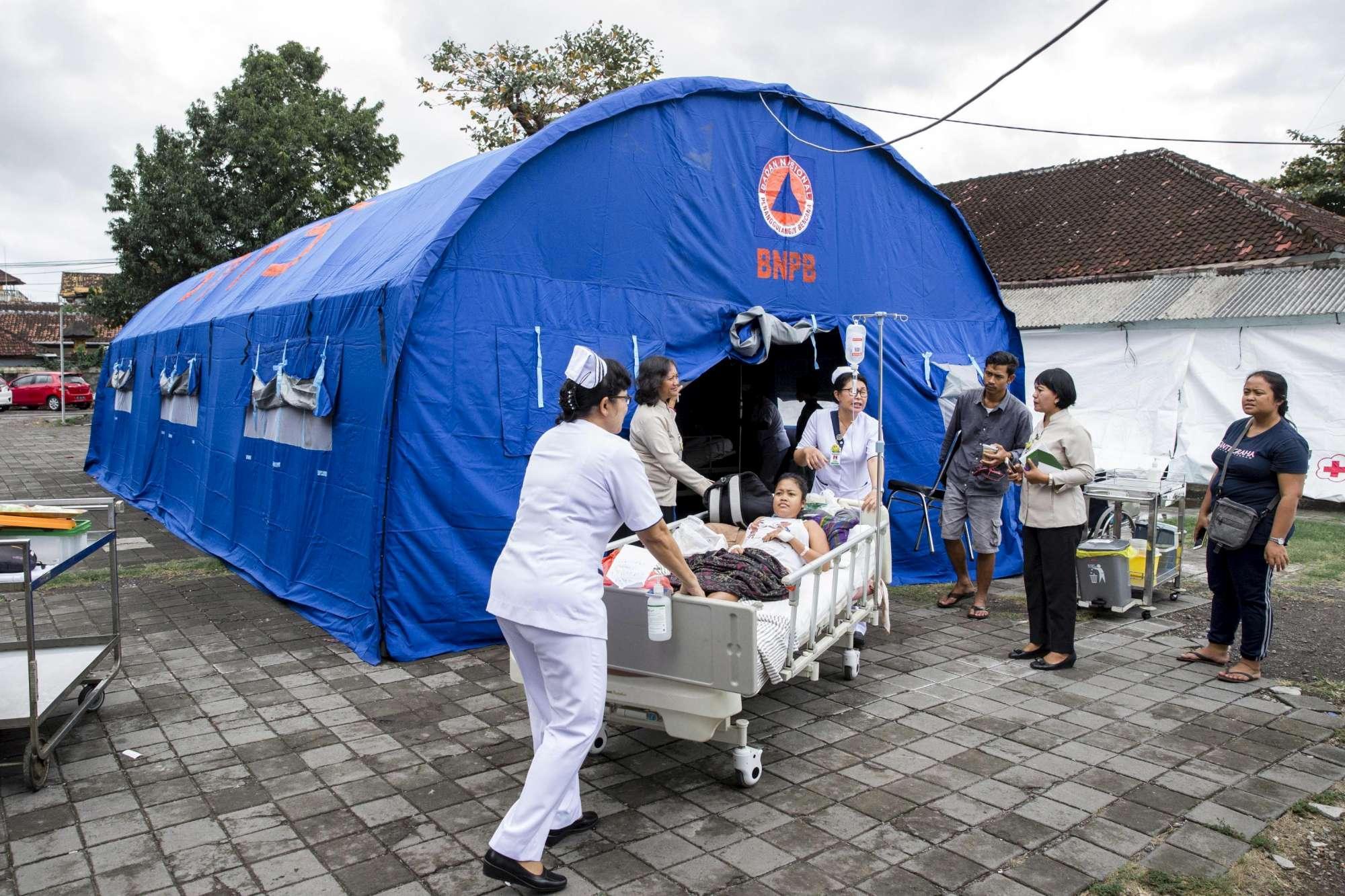Sisma in Indonesia, il giorno dopo