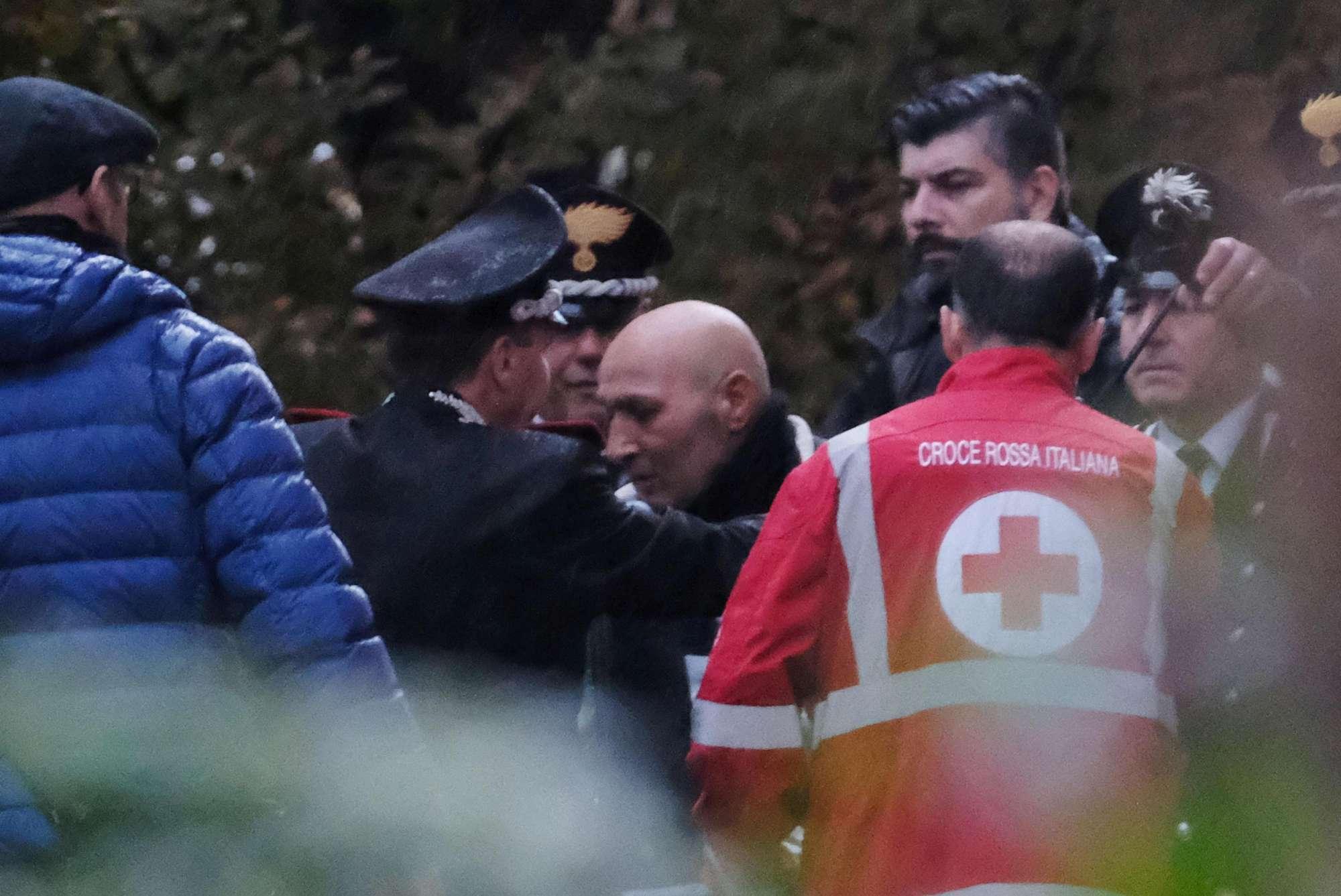 Pieve Modolena, l arresto di Francesco Amato