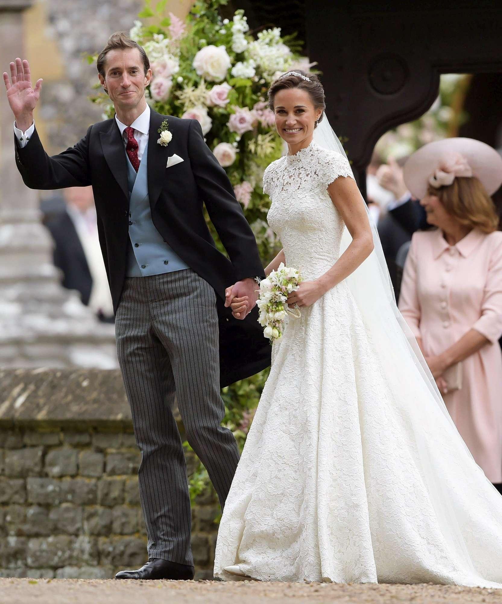 Pippa Middleton, la sorellina di Kate è diventata mamma