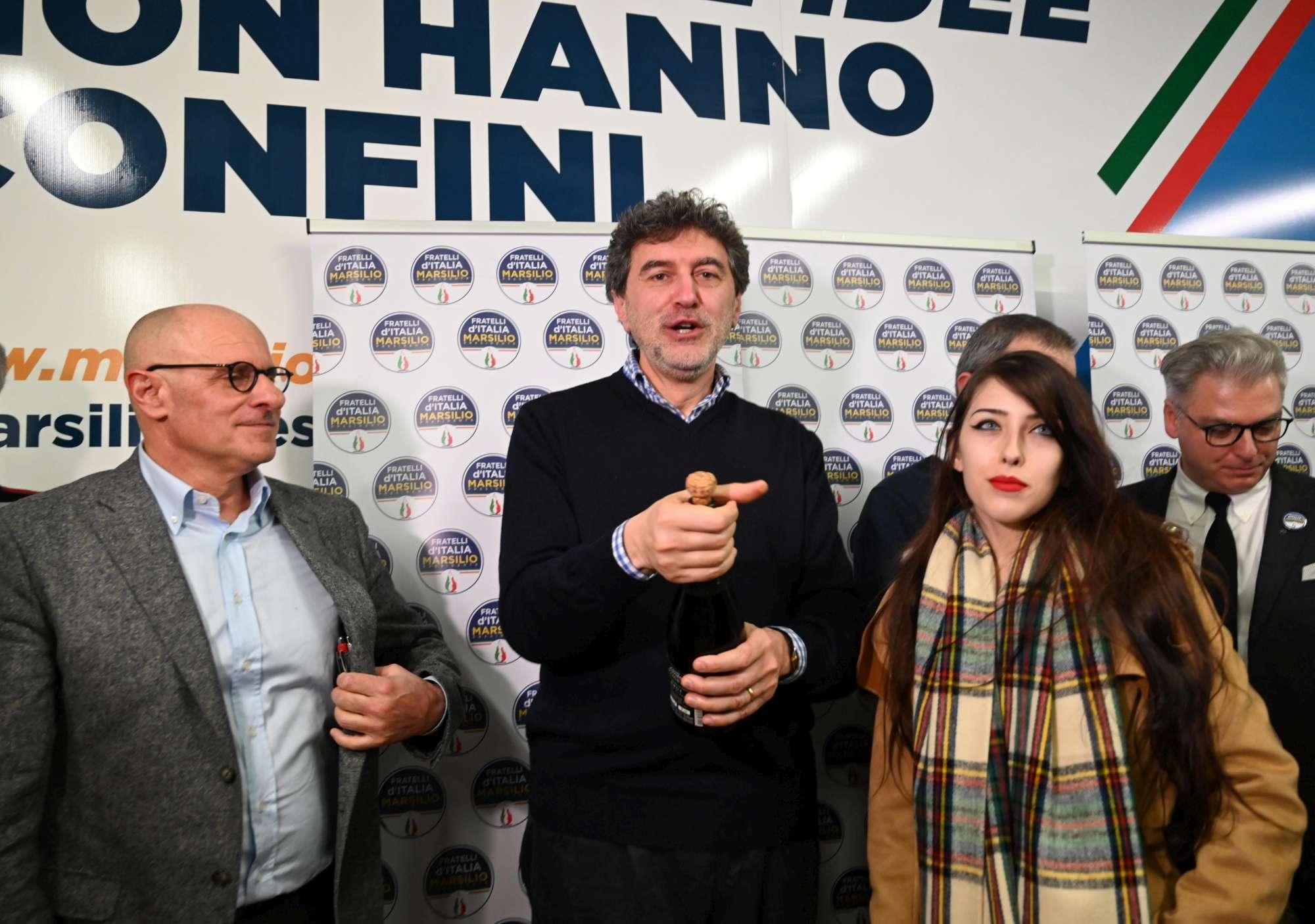 Regionali, Marco Marsilio è il nuovo governatore abruzzese
