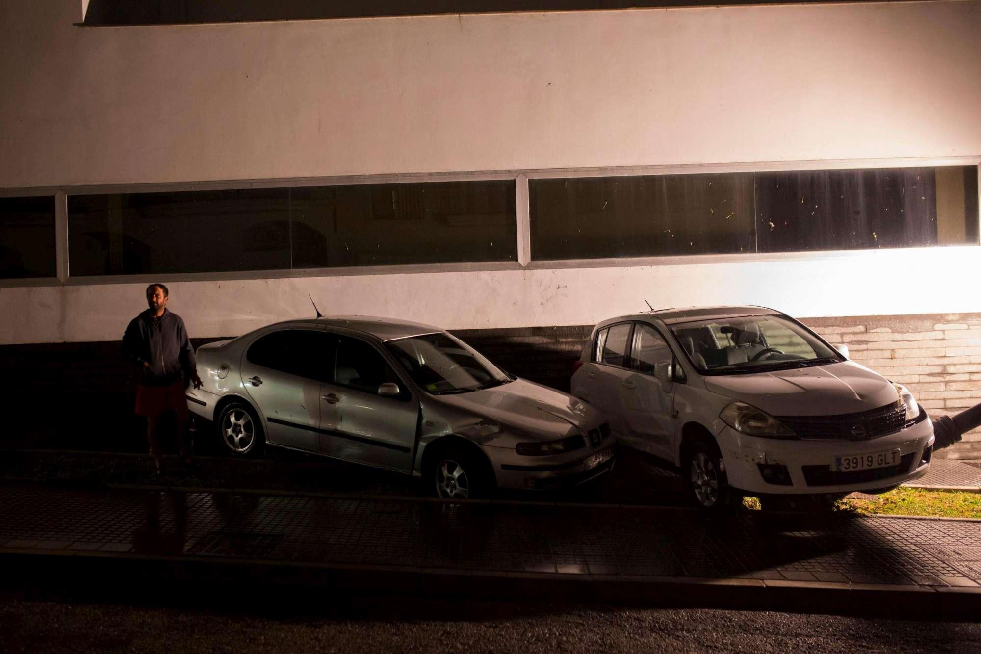 Spagna, forte ondata di maltempo nel sud-est del Paese