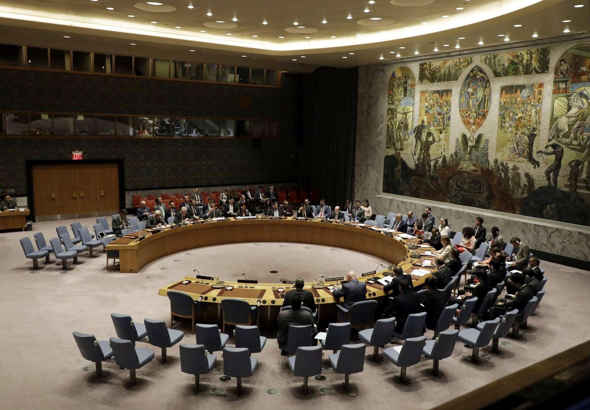 Corea del Nord, la riunione d emergenza del Consiglio di Sicurezza dell Onu