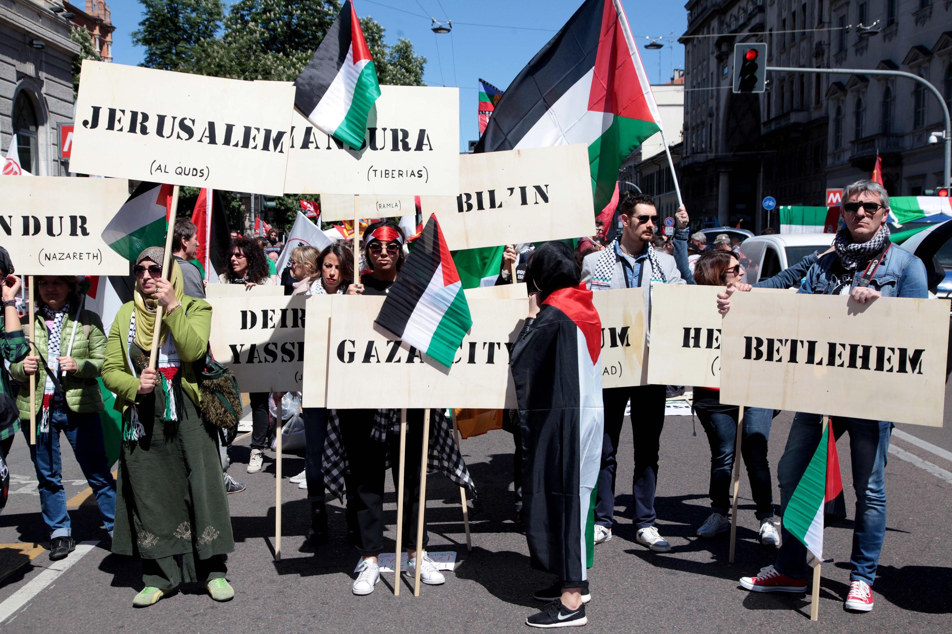 25 aprile, cortei, manifestazioni e polemiche in tutta Italia