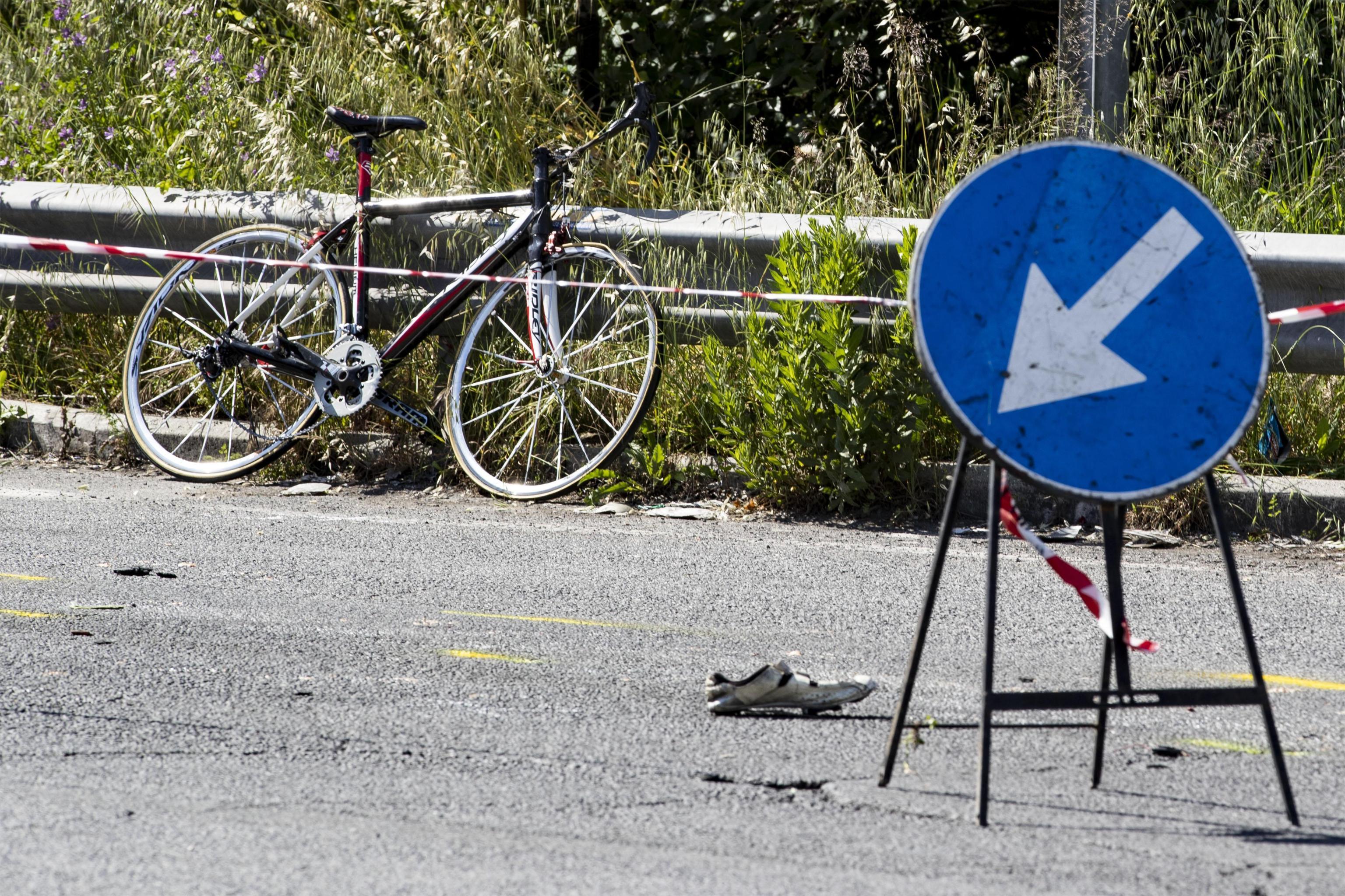 Rubò il portafogli a un ciclista investito, preso lo sciacallo della Tiburtina