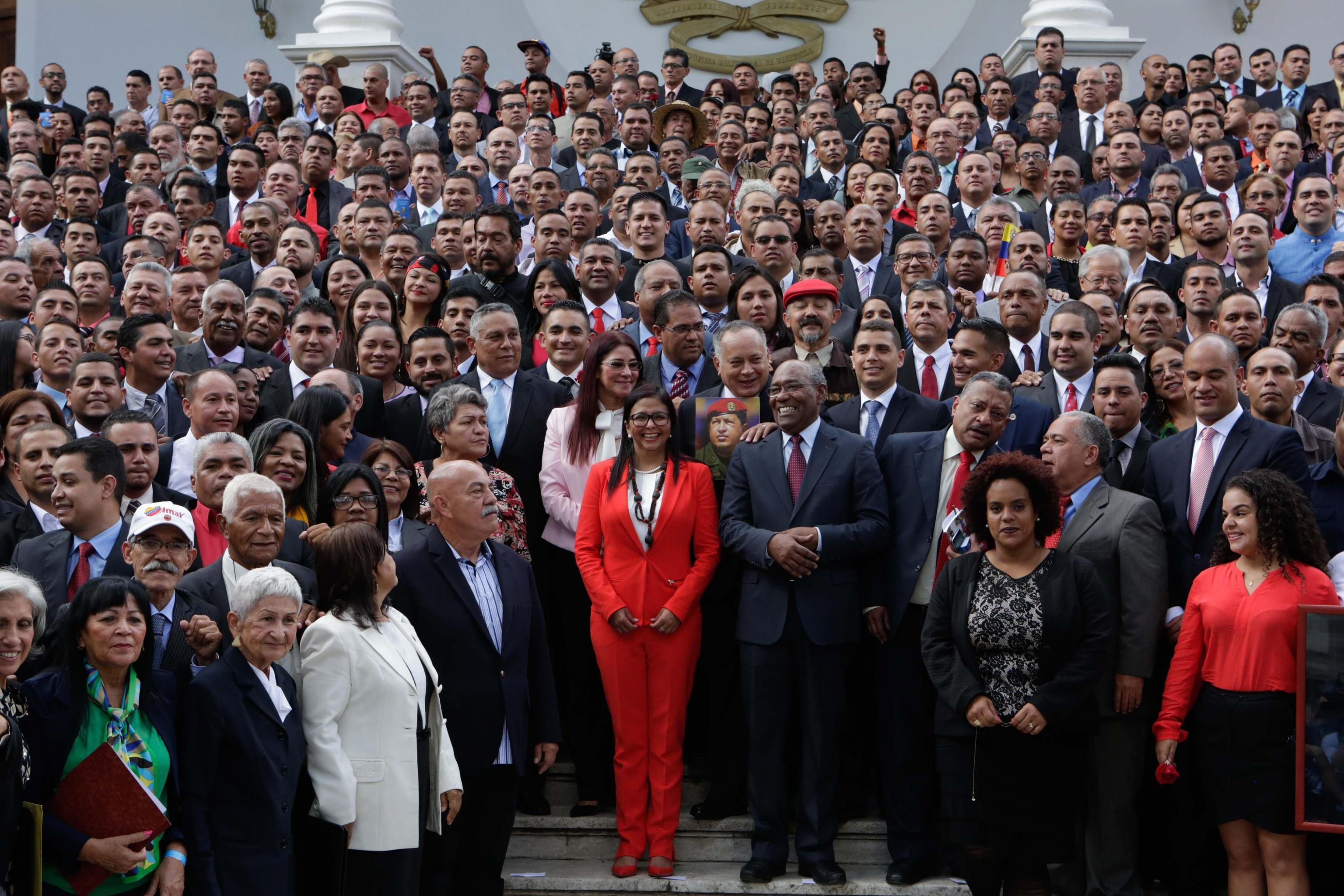 Venezuela, si insedia la Costituente