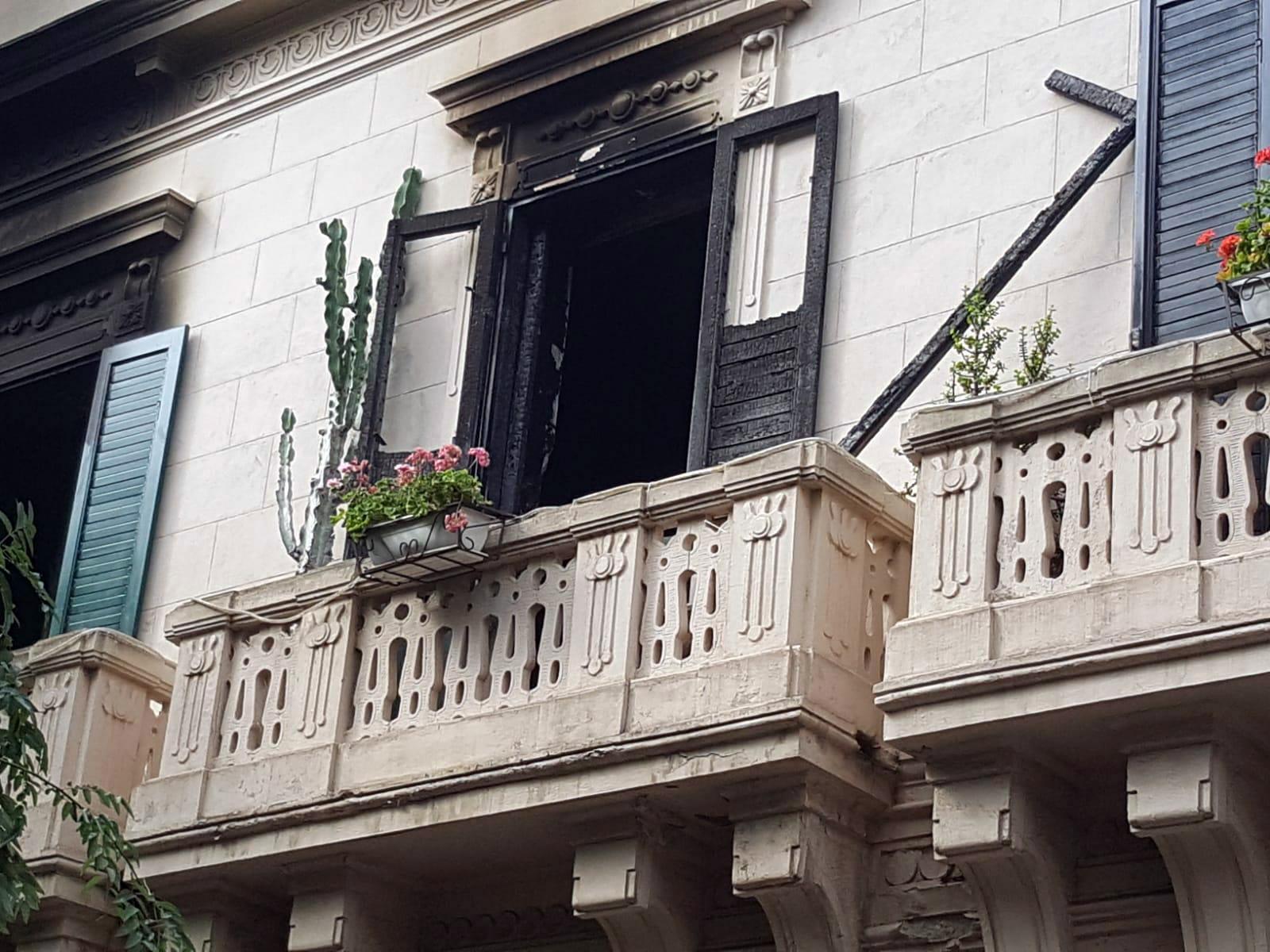 Messina, incendio in un appartamento: morti due bambini