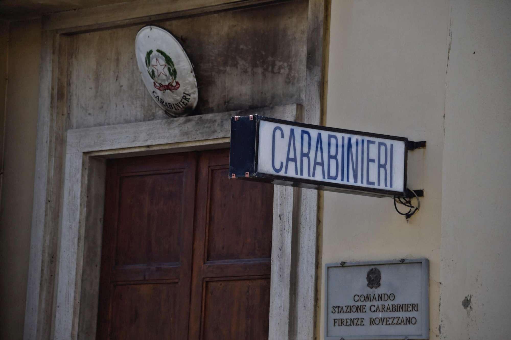 Firenze, la caserma presa di mira dagli anarchici