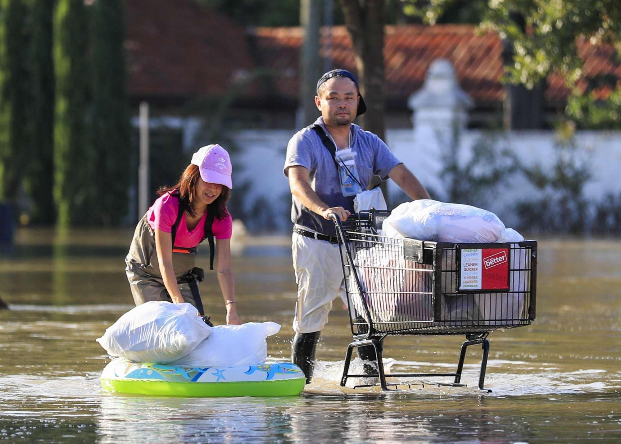 L uragano Harvey mette in ginocchio gli Stati Uniti