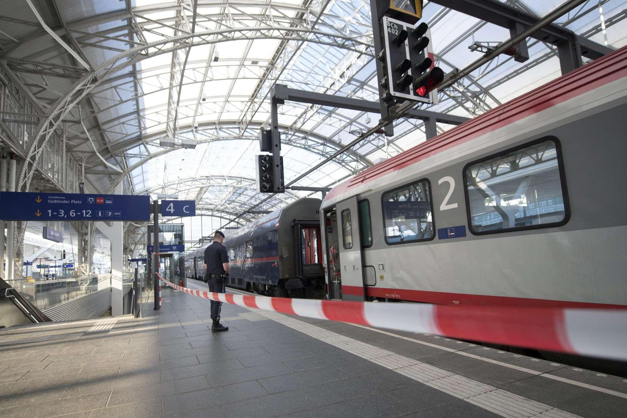 Austria, incidente ferroviario a Salisburgo: oltre 50 feriti