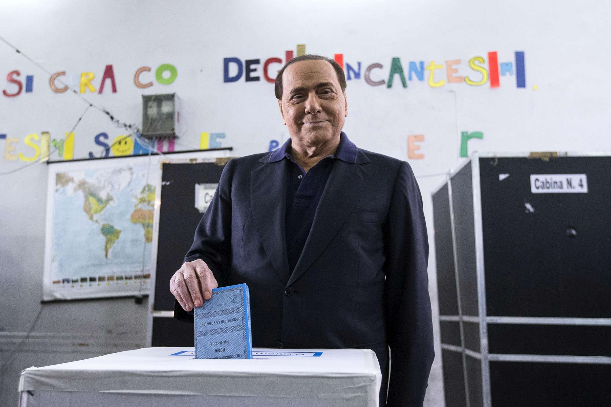 Comunali, leader e candidati al voto