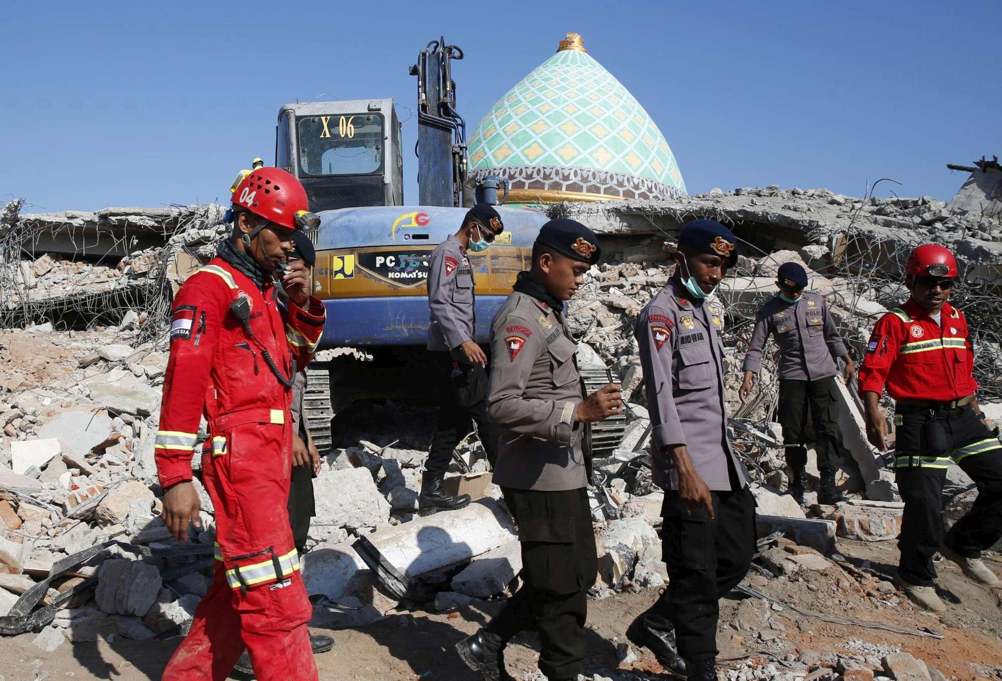 Indonesia, nuova forte scossa di terremoto a Lombok