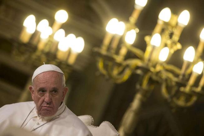 Francesco Pontefice da film? Il Vaticano smentisce:  Il Papa non è un attore