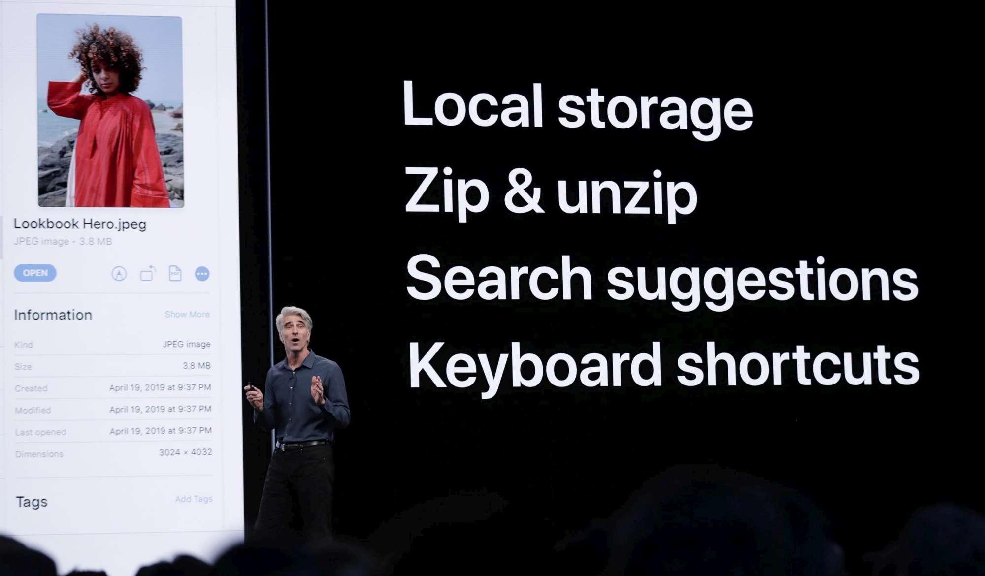 Wwdc 2019, Apple presenta i nuovi prodotti