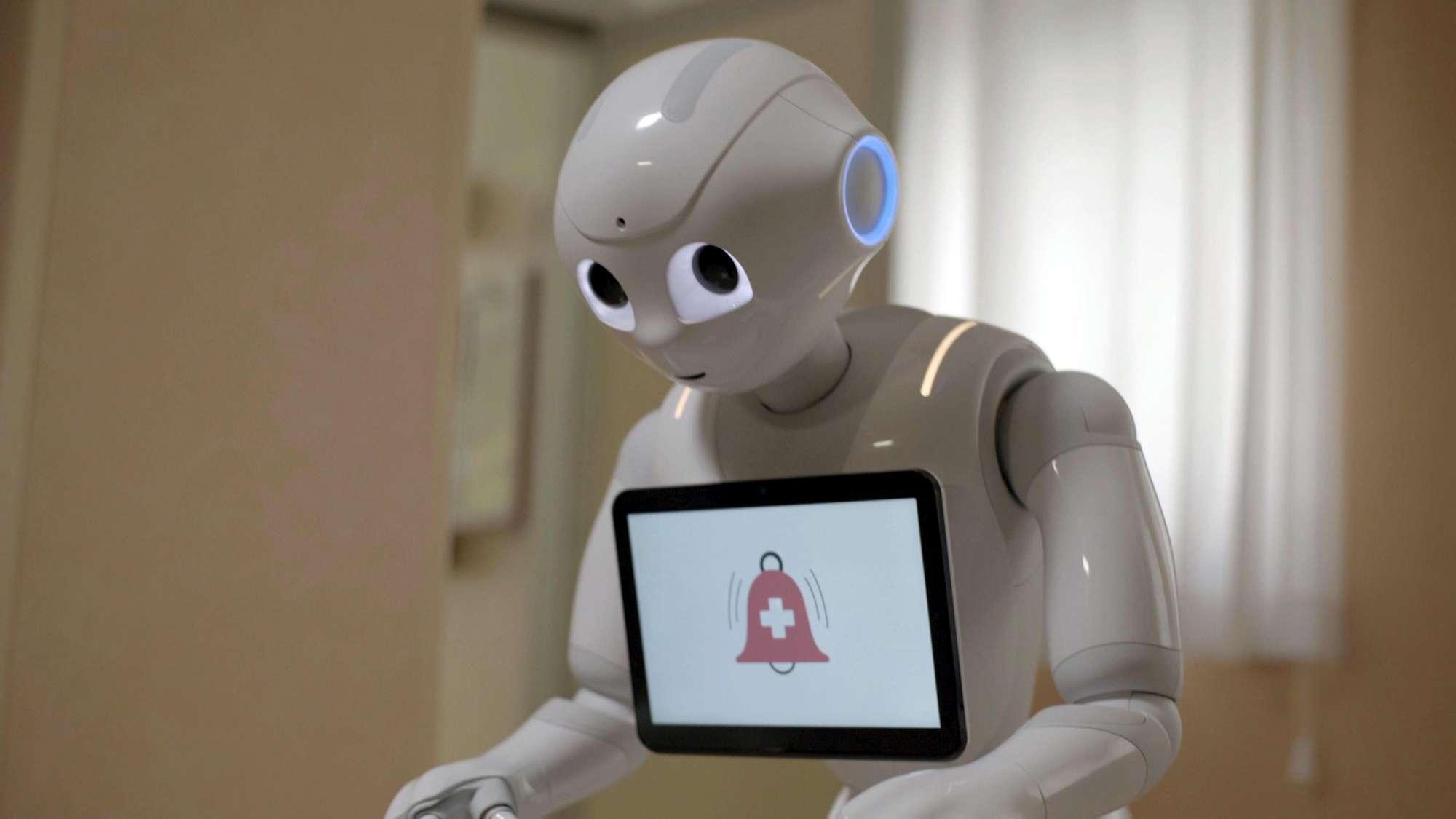 Salute, i robot umanoidi sono pronti a debuttare negli ospedali italiani