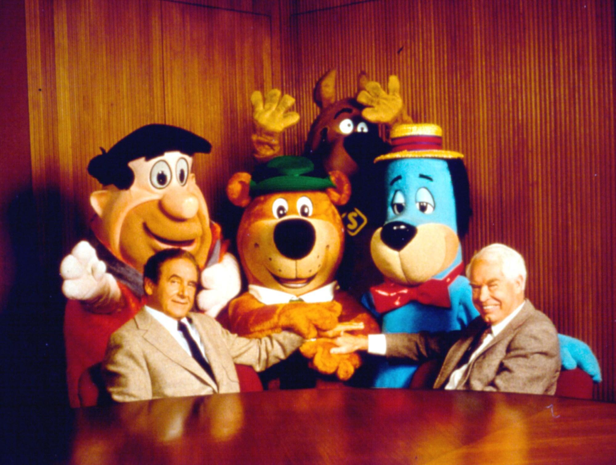 Sessant anni anni di Hanna e Barbera: ecco i loro  figli