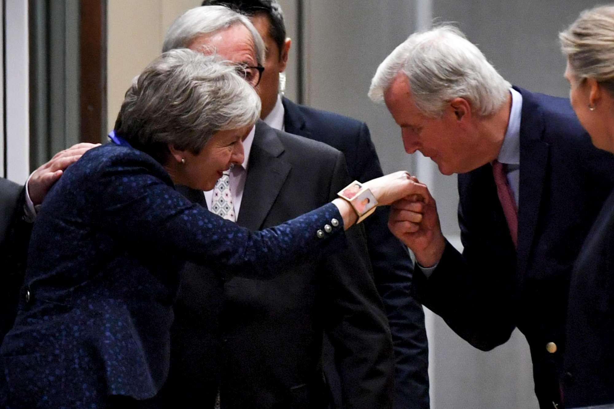 Brexit, i leader dei Paesi Ue al vertice straordinario di Bruxelles
