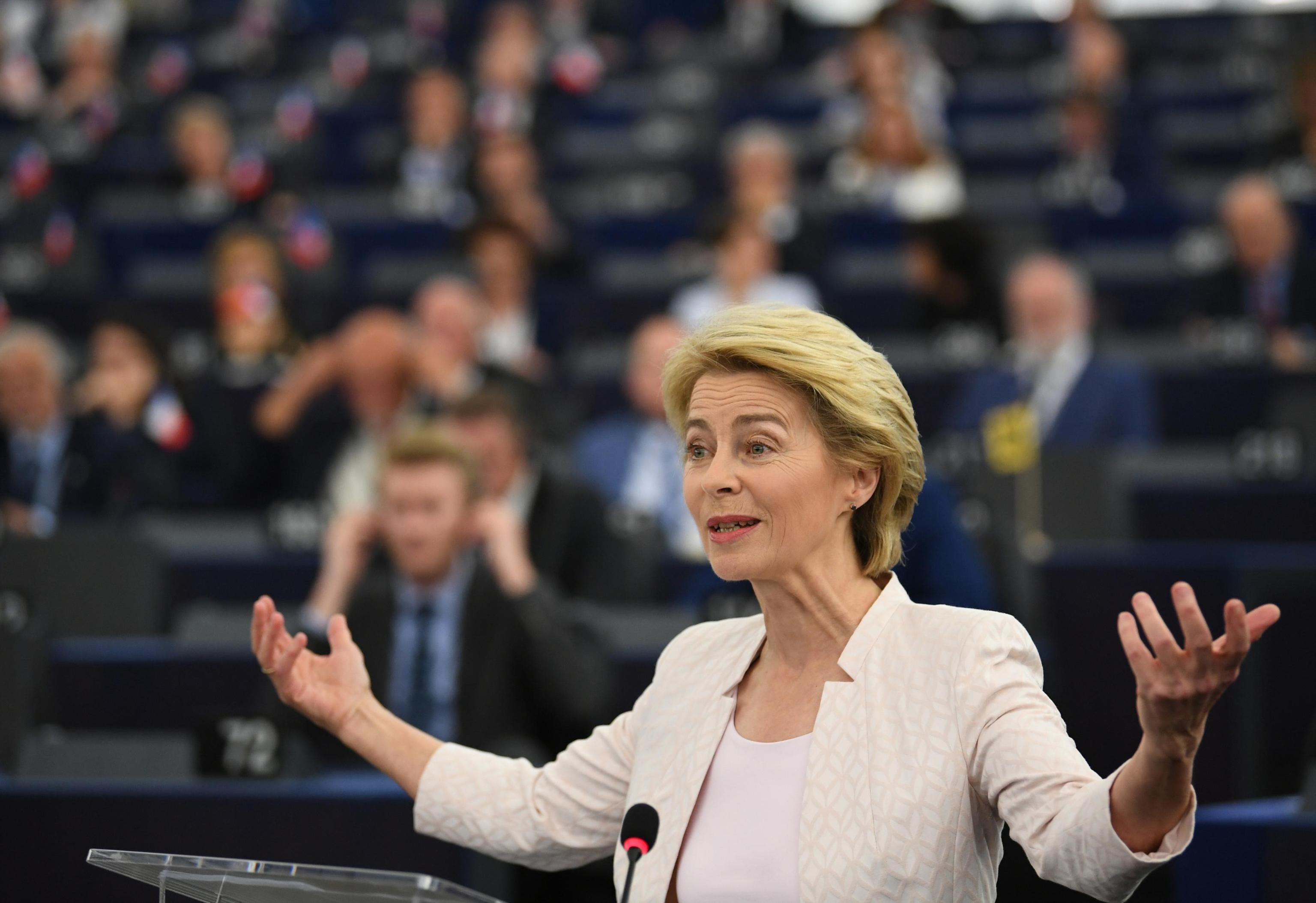 Von der Leyen:  Nemica di chi vuole indebolire l Europa