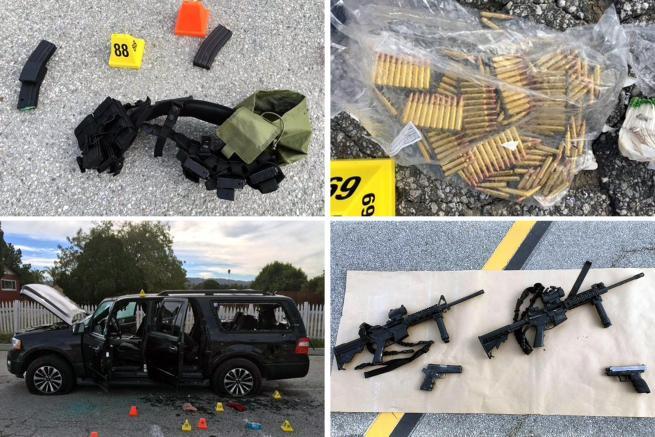 Strage California, in casa trovate armi e un manuale di Al Qaeda sugli ordigni