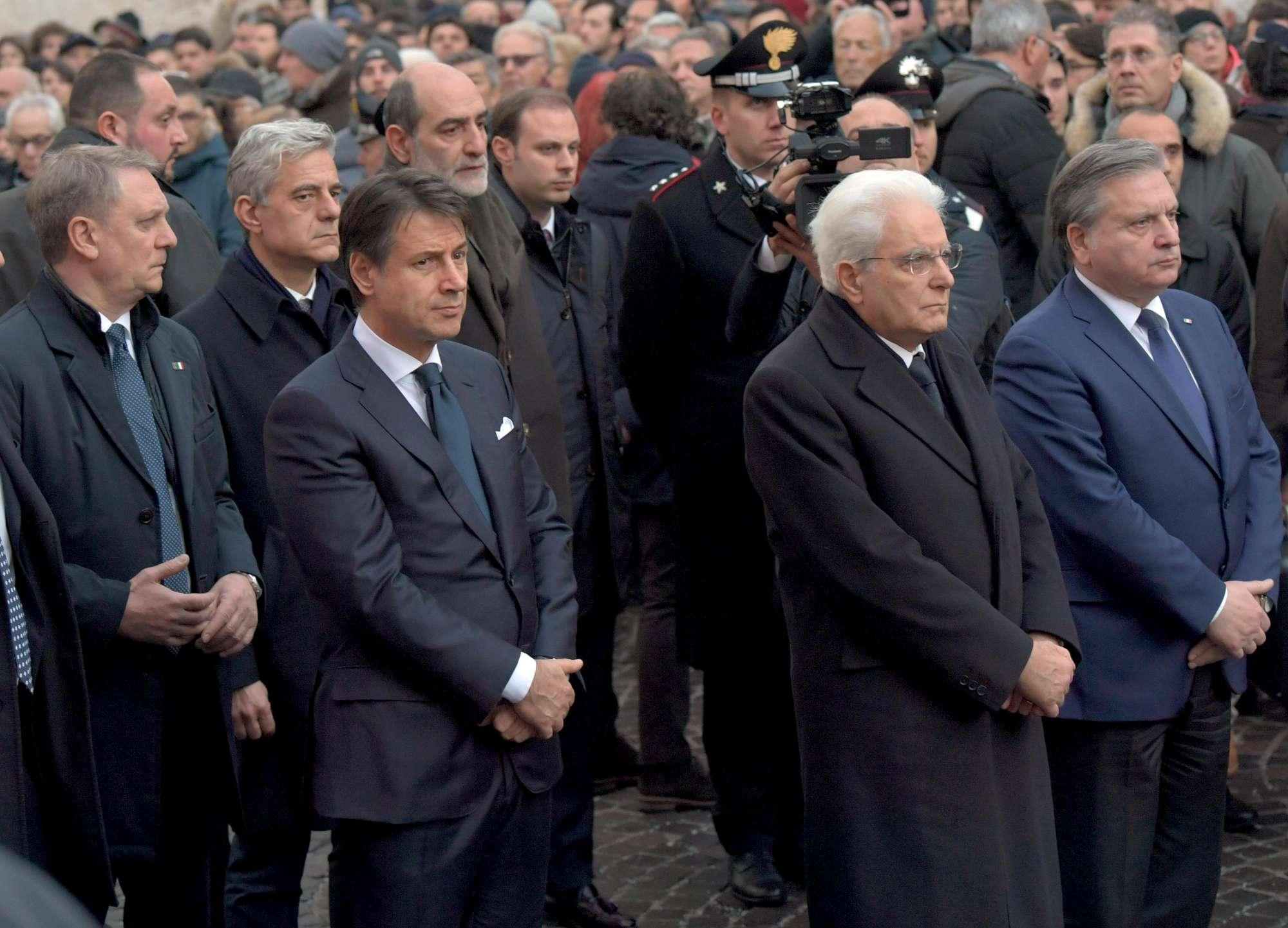 Attentato Strasburgo, a Trento i funerali di Antonio Megalizzi
