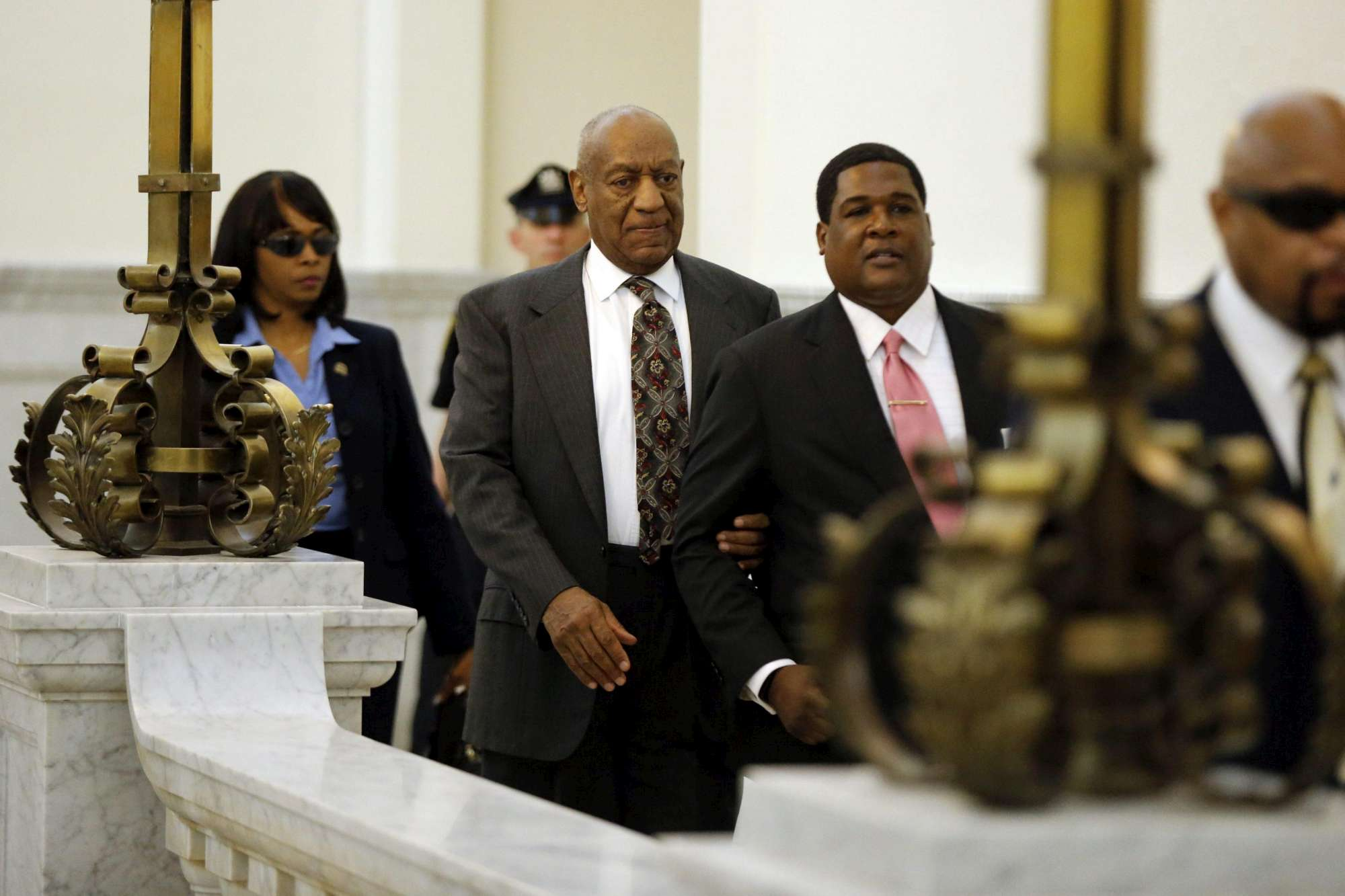 Bill Cosby a processo per molestie