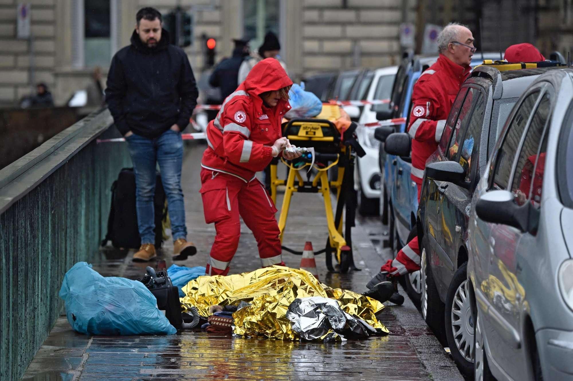 Firenze, uomo ucciso a colpi di pistola sul ponte Vespucci