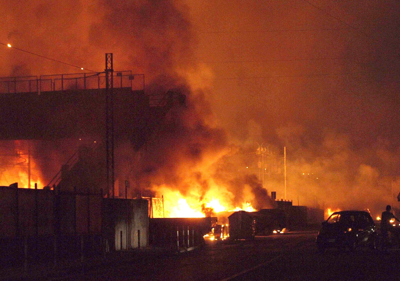 Strage di Viareggio, l incidente ferroviario del 29 giugno 2009