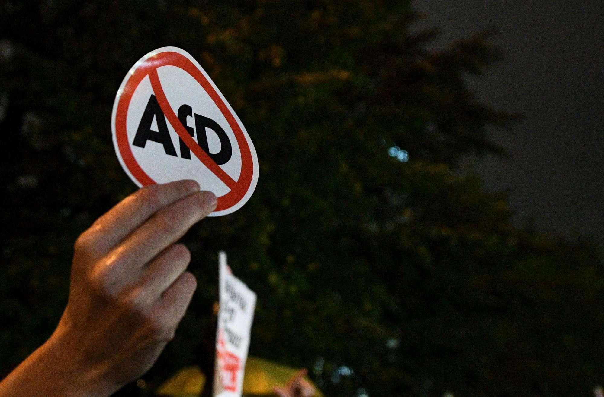 Germania, migliaia in piazza a Berlino: fischi contro AfD