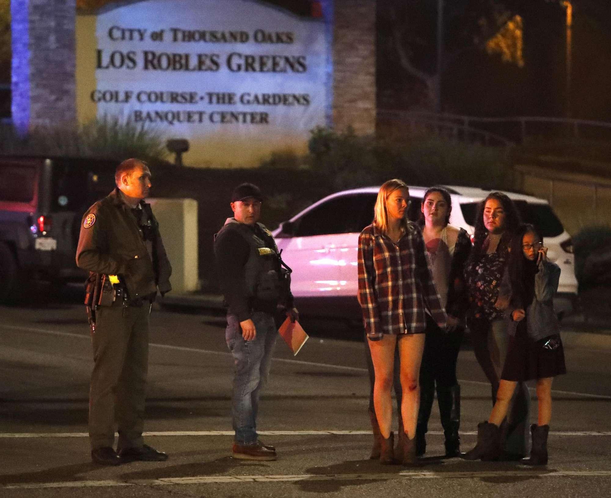 Usa, sparatoria in un locale di Los Angeles