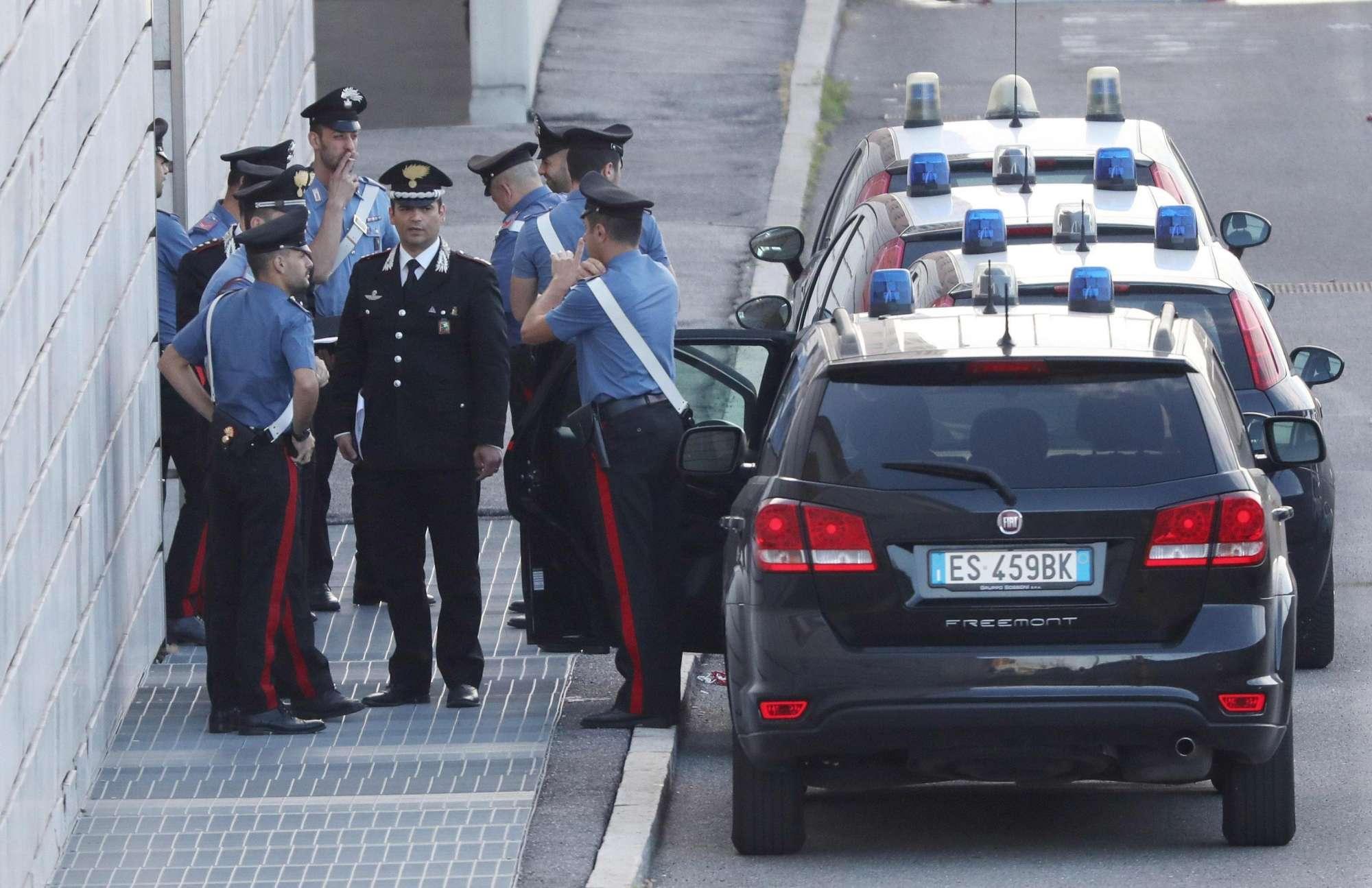 Yara, l arrivo di Bossetti in tribunale per l appello