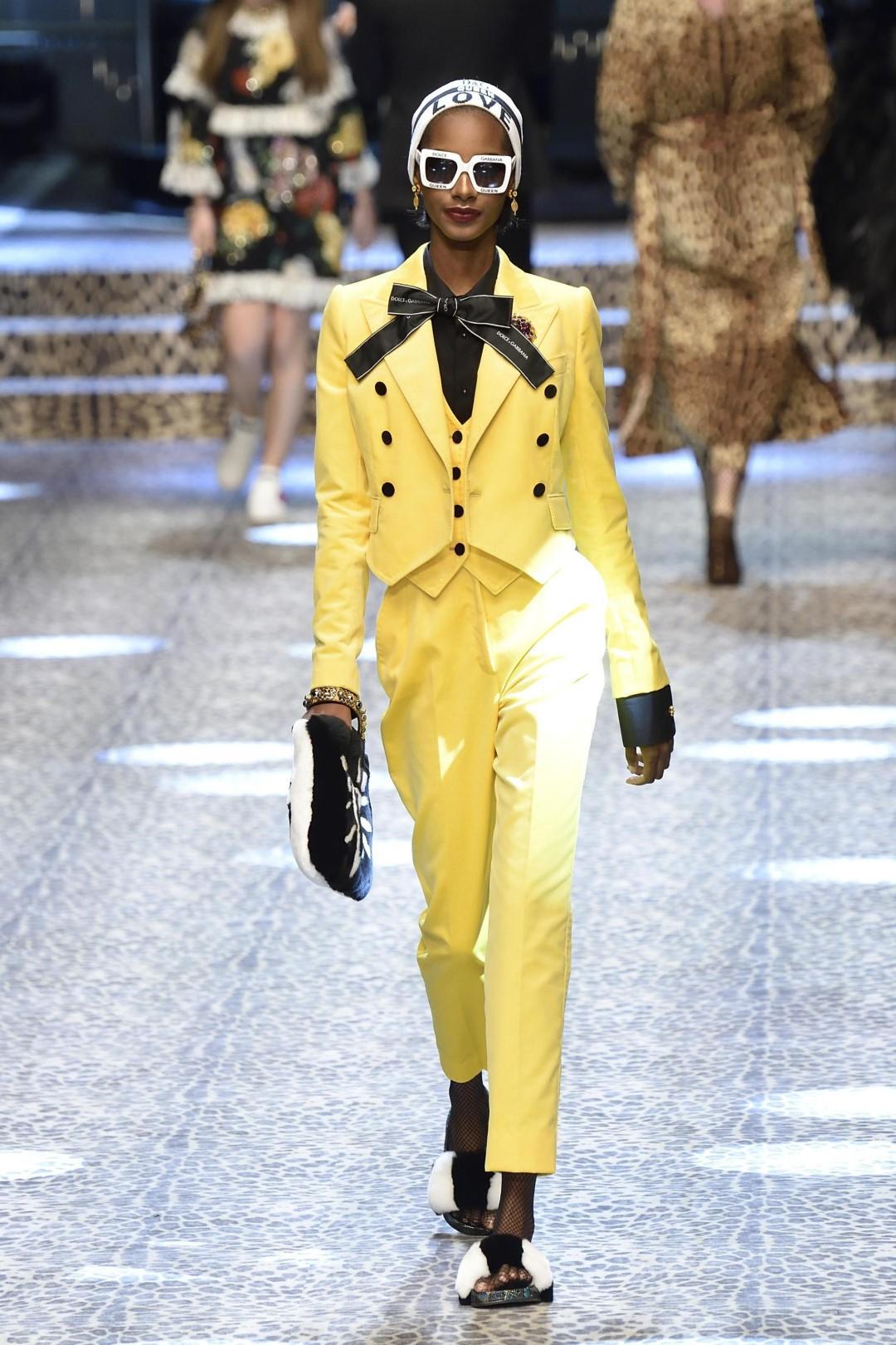 Moda: i completi giacca-pantaloni