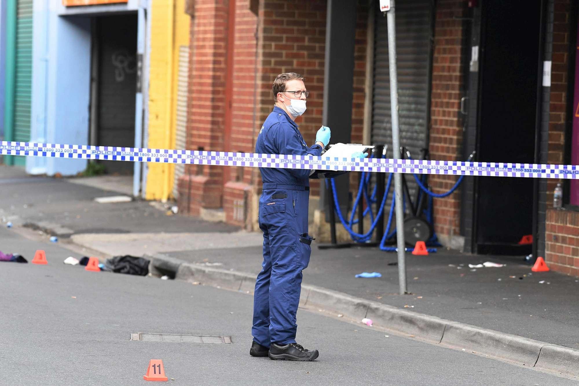 Australia: sparatoria a Melbourne, 4 feriti