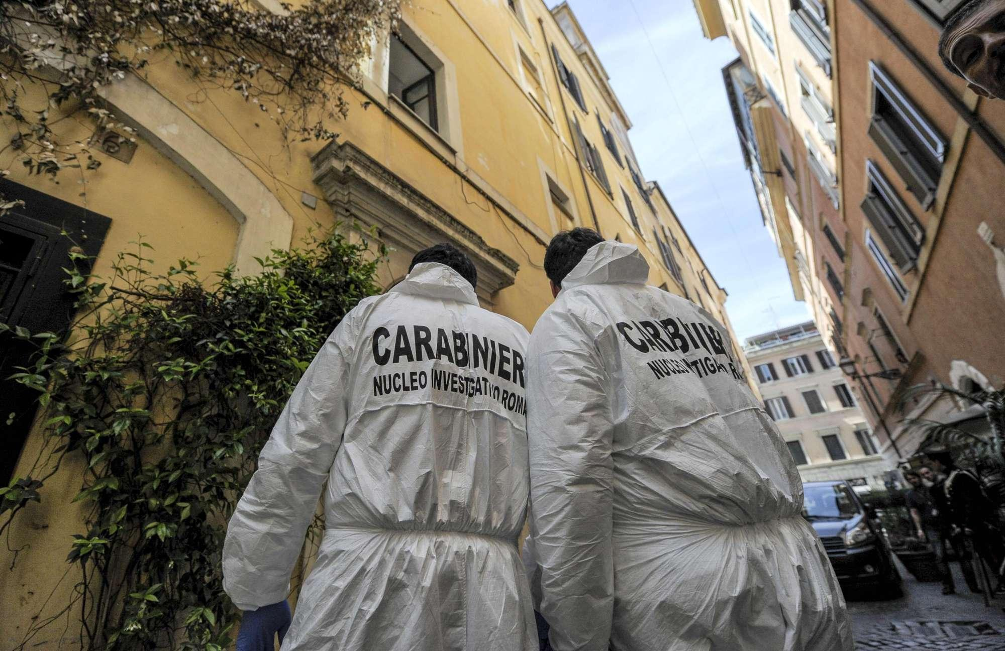 Uxoricidio a Roma, l assassino si consegna ai carabinieri