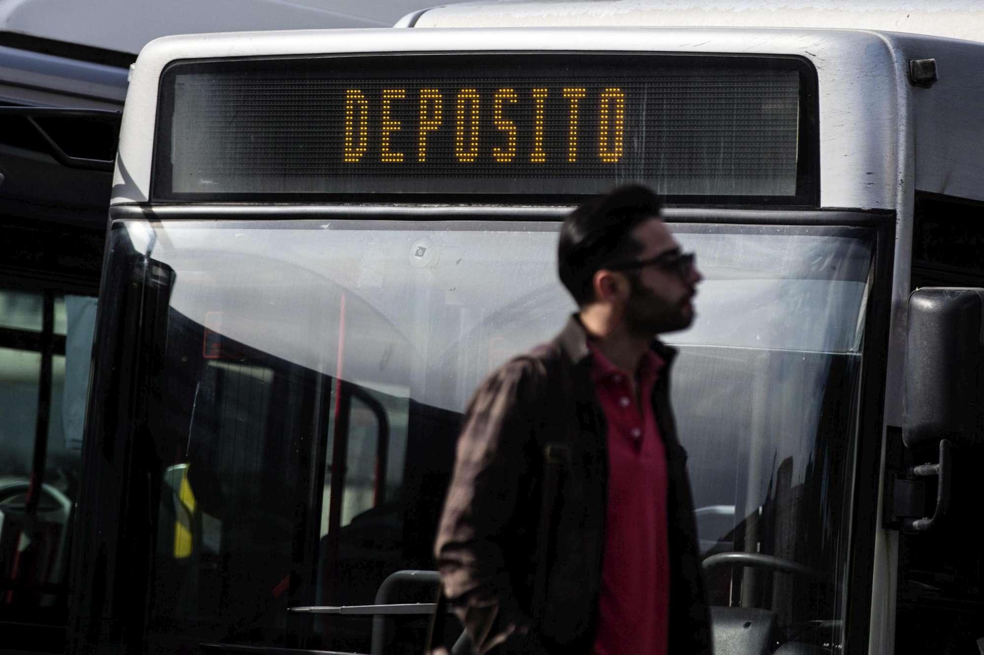 Sciopero dei trasporti a Roma: mezzi pubblici fermi per 24 ore