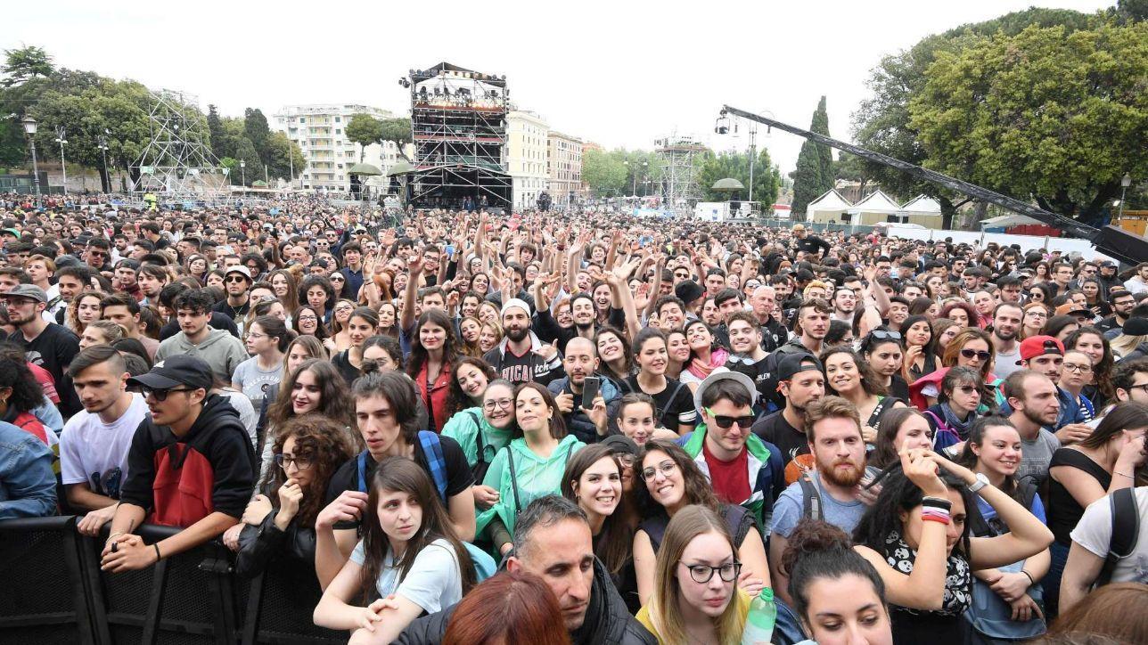 Roma, Concertone Primo maggio: sul palco Ambra Angiolini e Lo Stato Sociale, Ultimo e Gianna Nannini