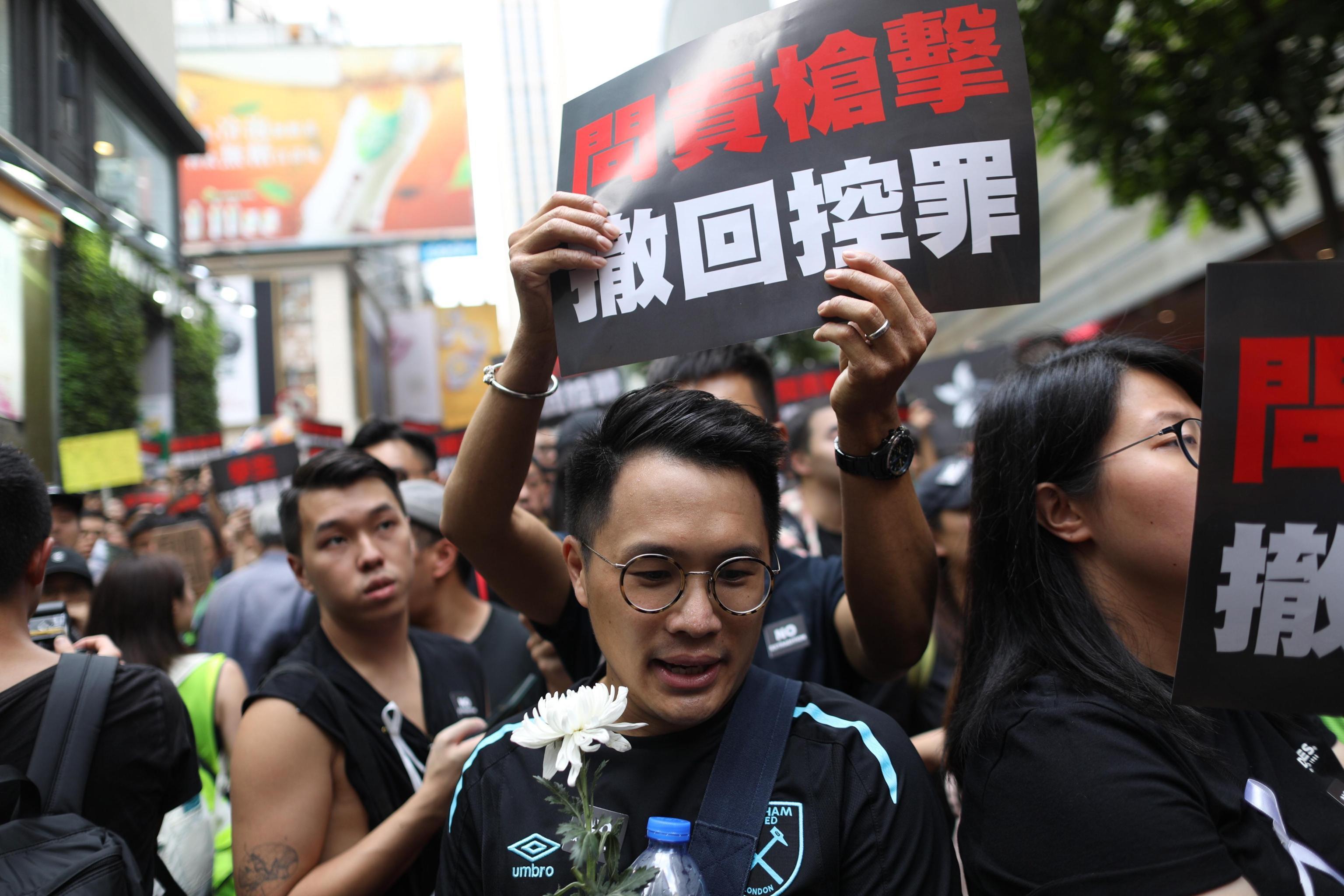 Hong Kong, proteste contro l estradizione in Cina: oltre un milione di persone in piazza
