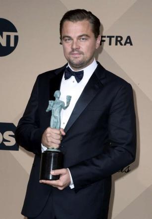 Sag Awards, prosegue la corsa all Oscar di Leonardo DiCaprio
