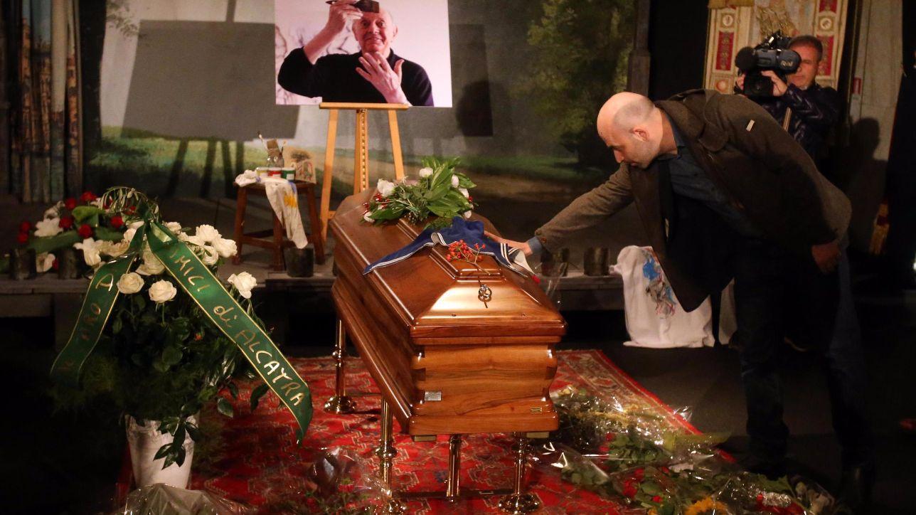 Dario Fo, da Beppe Grillo a Roberto Saviano: l'addio al Maestro