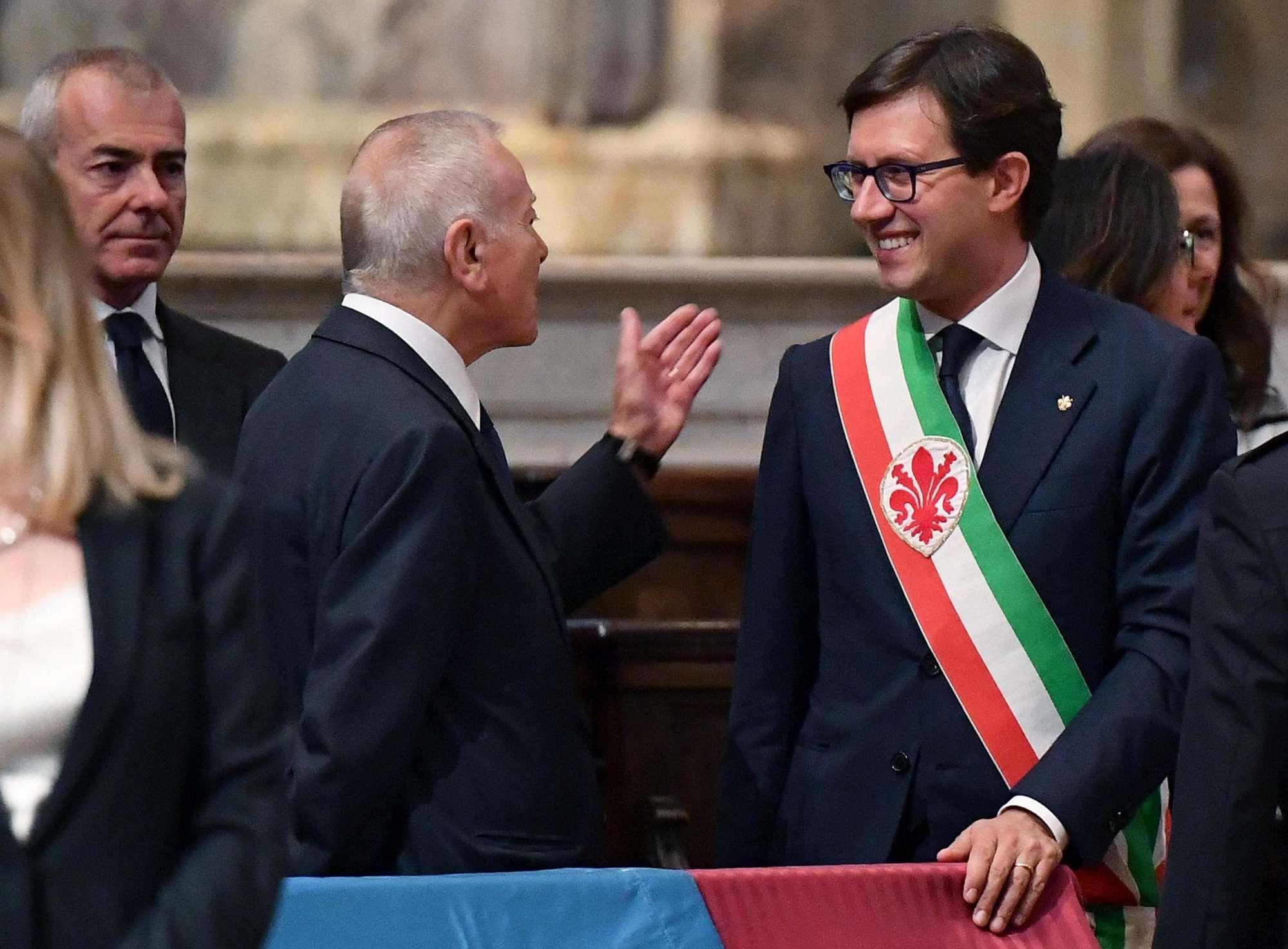 Franco Zeffirelli, folla ai funerali nella sua Firenze
