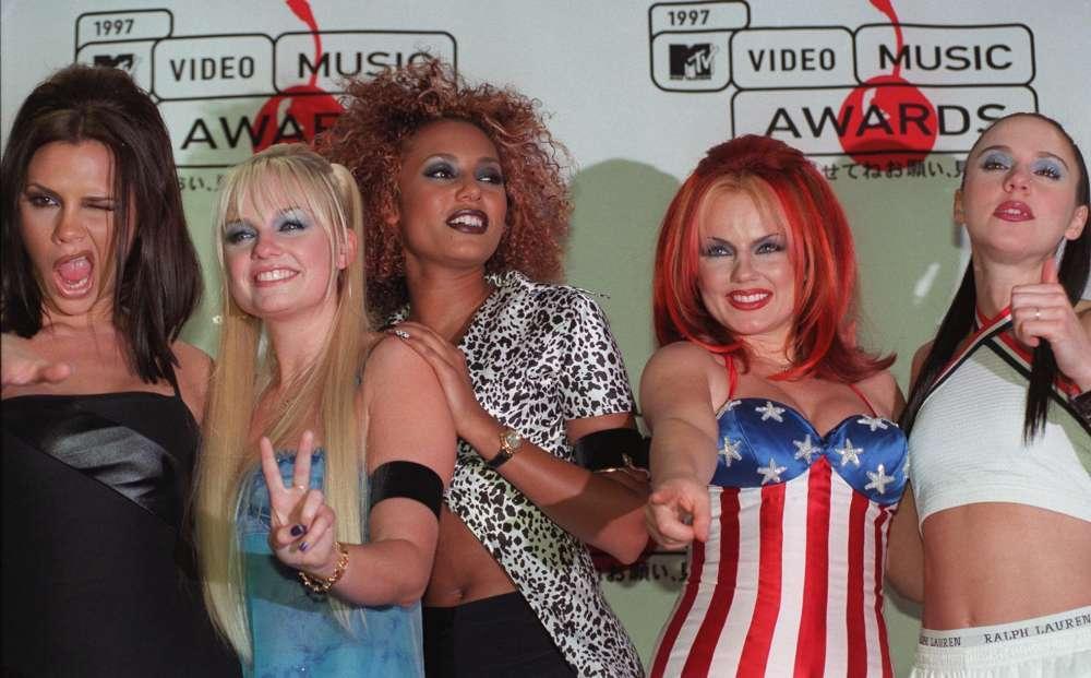 Spice Girls, le foto più belle