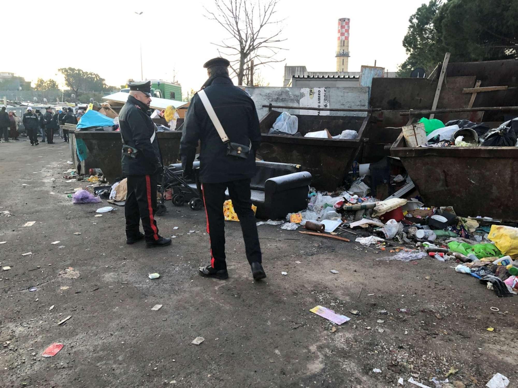 Roghi tossici nel Lazio, l operazione  Tellus  dei carabinieri: 57 indagati