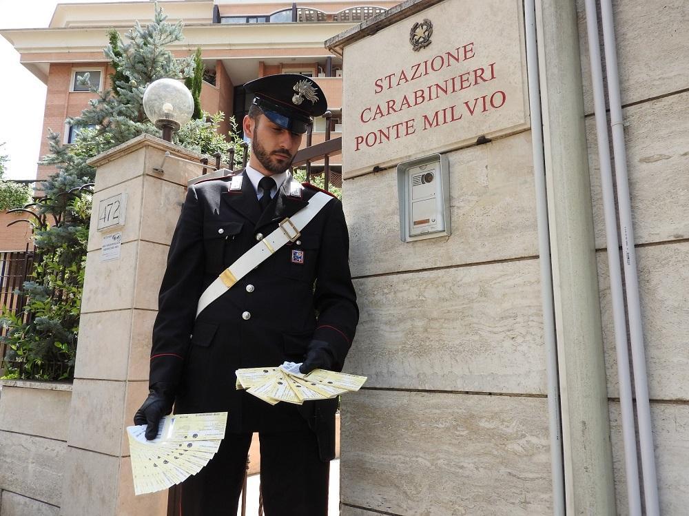 Internazionali di tennis a Roma, maxisequestro di biglietti falsi