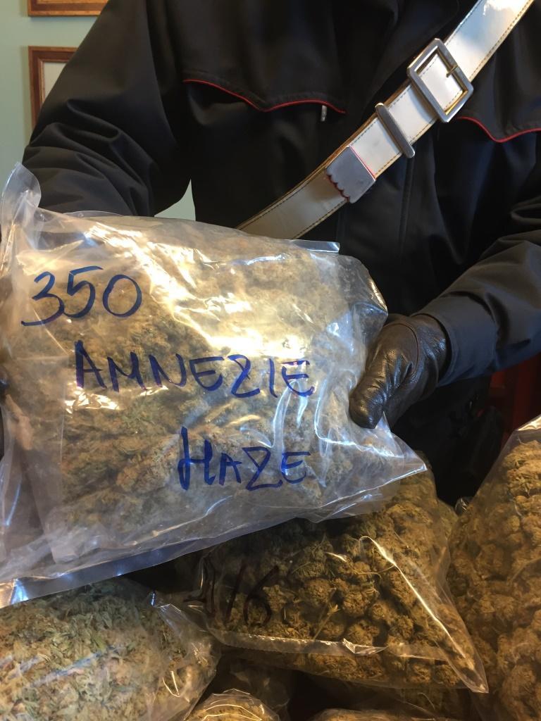 Roma, smantellato maxi sequestro di droga: 33 persone arrestate