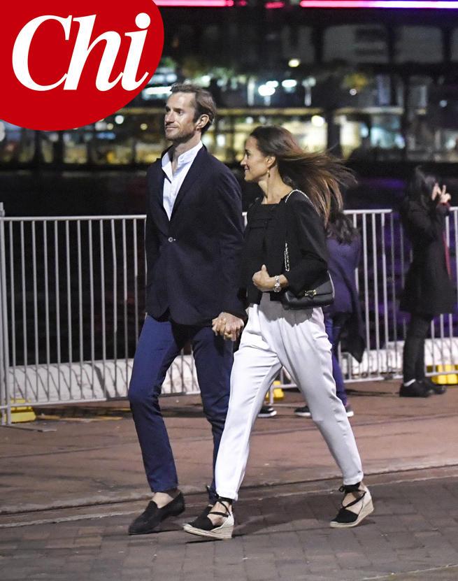 Viaggio di nozze da sogno per Pippa Middleton e James Matthews, dalla Polinesia all Australia