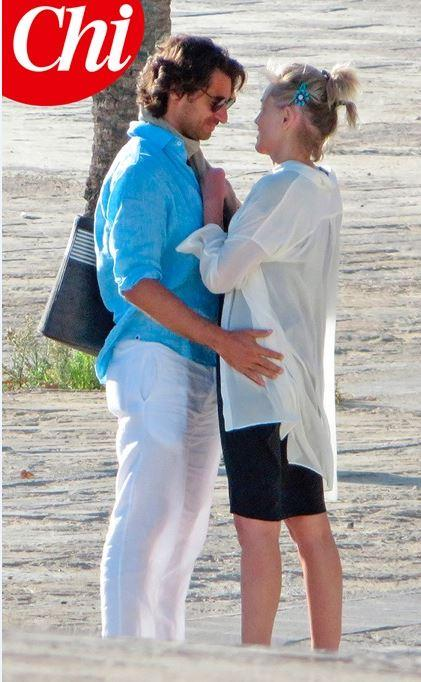 Sharon Stone in love con l imprenditore italiano Angelo Boffa