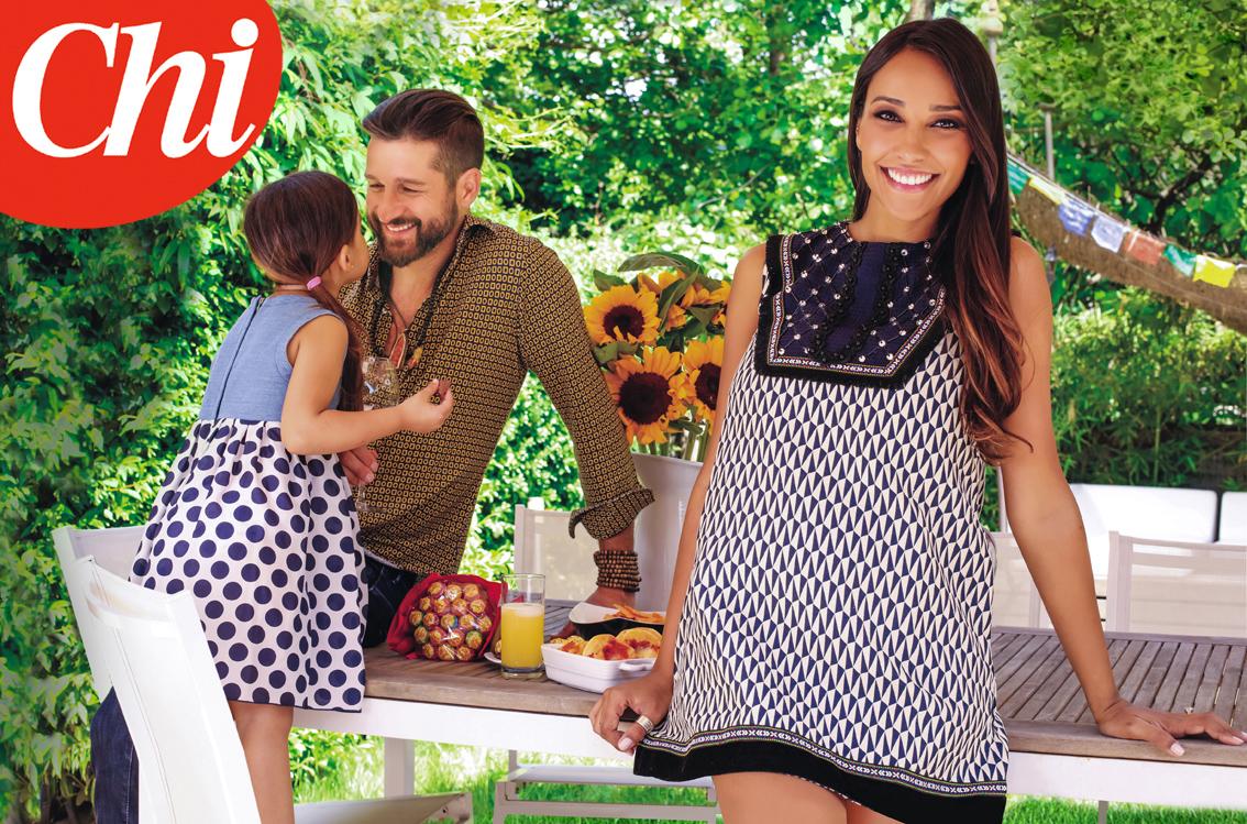 Juliana Moreira ed Edoardo Stoppa, secondo bebè in arrivo