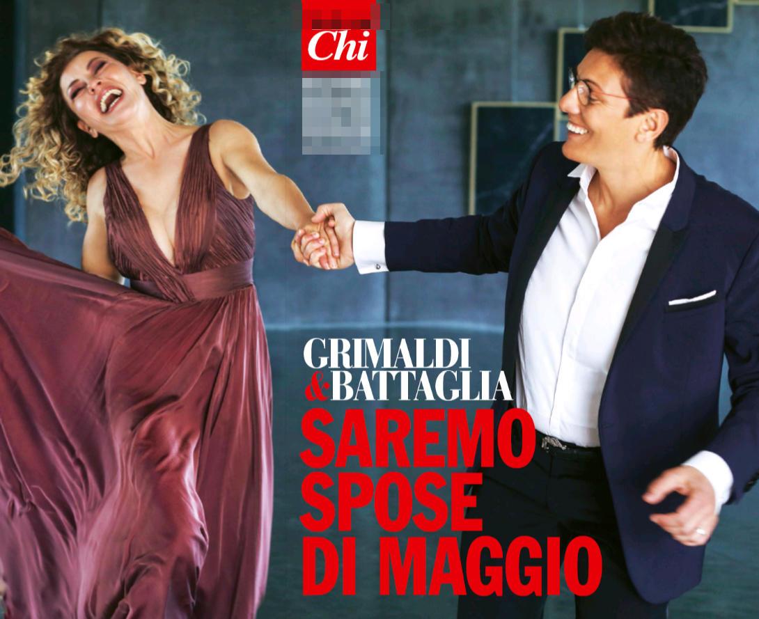 Eva Grimaldi e Imma Battaglia verso le nozze
