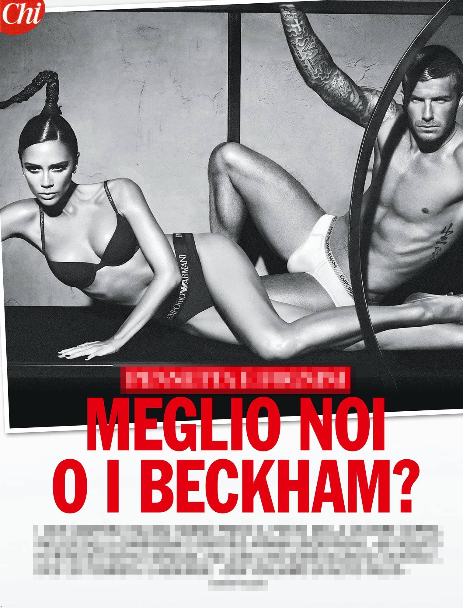 Pennetta e Fognini, in lingerie come i Beckham