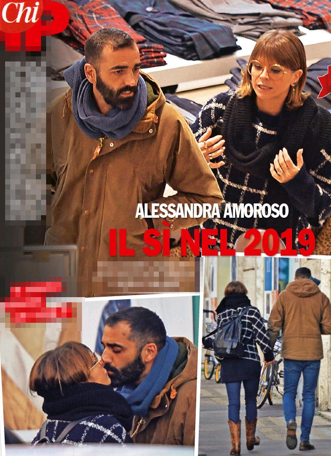 Alessandra Amoroso sempre più innamorata