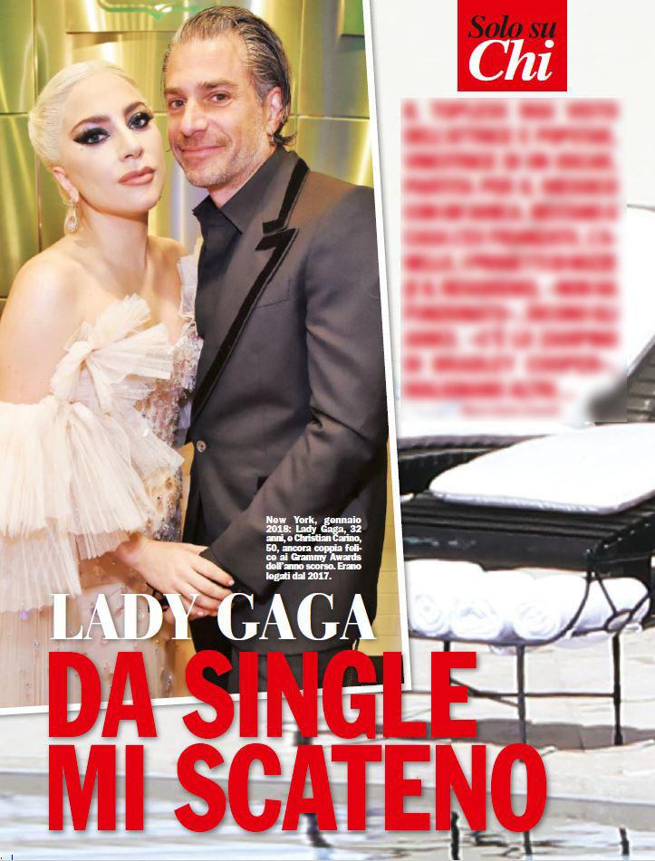 Lady Gaga, prima di prendere l Oscar si è goduta la  singletudine  in topless
